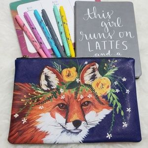 Handbags - Fox Accessories Clutch